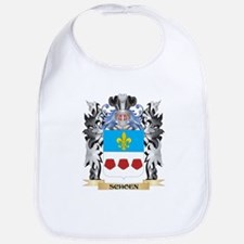Schoen Coat of Arms - Family Crest Bib
