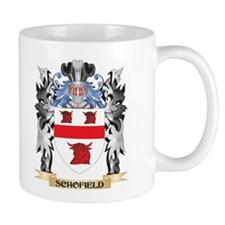 Schofield Coat of Arms - Family Crest Mugs