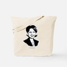 Condi Rice Face Tote Bag