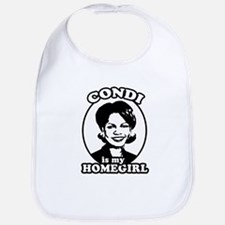 Condi is my homegirl Bib