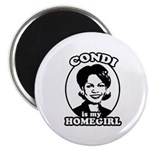 Condi is my homegirl Magnet