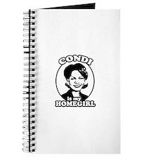 Condi is my homegirl Journal