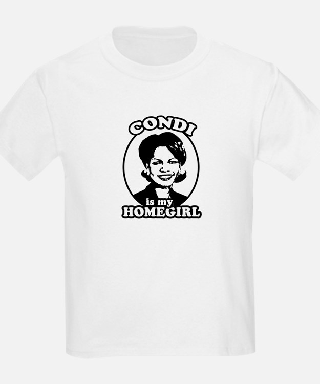Condi is my homegirl T-Shirt