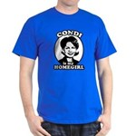 Condi is my homegirl Dark T-Shirt