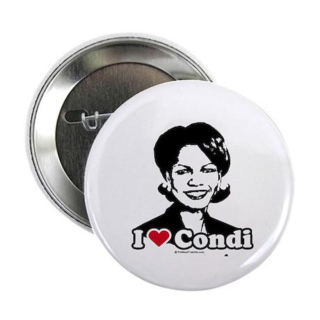 "I Love Condi 2.25"" Button (10 pack)"