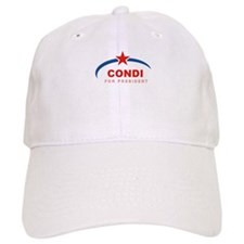 Condi for President Baseball Cap