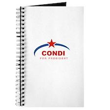 Condi for President Journal