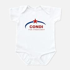 Condi for President Infant Bodysuit