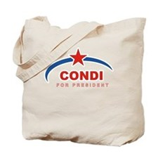Condi for President Tote Bag
