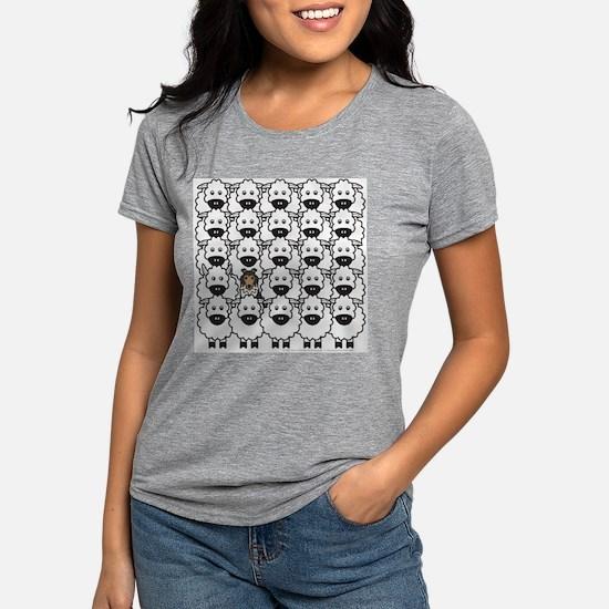 Sheltie in Sheep T-Shirt