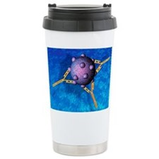 Funny Attacking Travel Mug