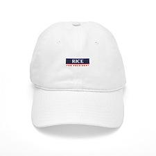 Condoleezza Rice for President Baseball Cap