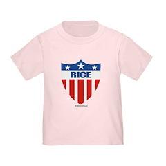 Rice Toddler T-Shirt