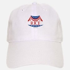 Rice Baseball Baseball Cap