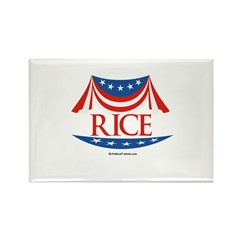 Rice Rectangle Magnet (100 pack)