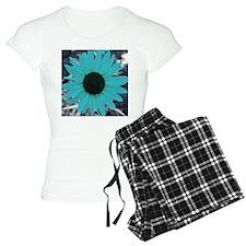 Blue Sunflower Pajamas
