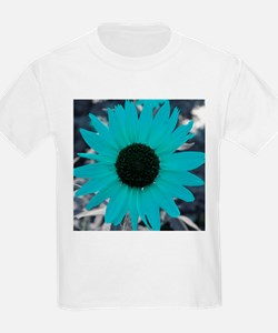 Blue Sunflower T-Shirt