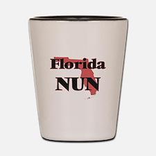Florida Nun Shot Glass