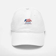 Condi for President Baseball Baseball Cap
