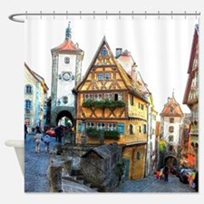 Rothenburg20150903 Shower Curtain