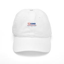 Condi 08 Baseball Cap