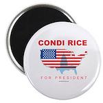 Condi Rice for President Magnet
