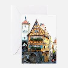 Rothenburg20150903 Greeting Cards