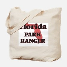 Florida Park Ranger Tote Bag