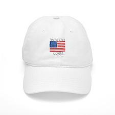 Vote for Condi Baseball Cap