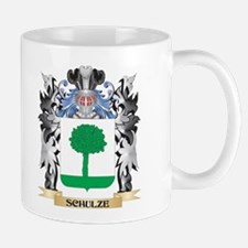 Schulze Coat of Arms - Family Crest Mugs