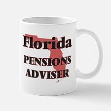 Florida Pensions Adviser Mugs