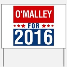 Funny Martin omalley Yard Sign
