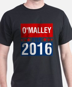 Unique Omalley for president T-Shirt