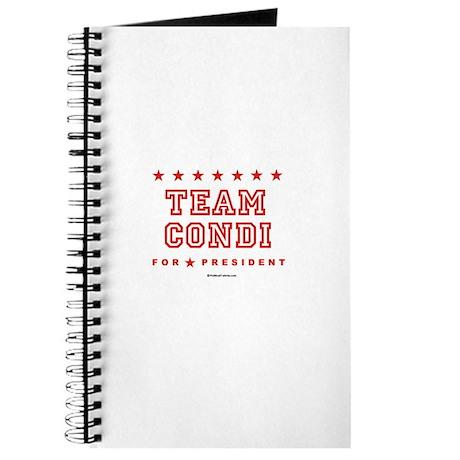 Team Condi Journal