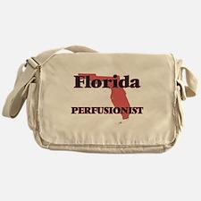 Florida Perfusionist Messenger Bag