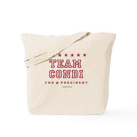 Team Condi Tote Bag