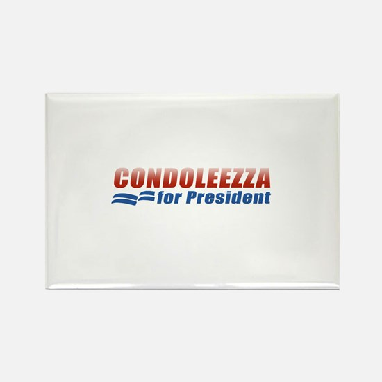 Condoleezza for President Rectangle Magnet