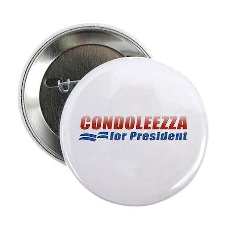 """Condoleezza for President 2.25"""" Button (10 pack)"""