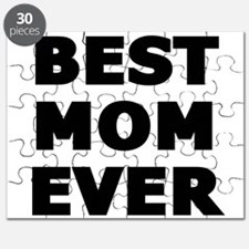 Best Mom Ever Puzzle