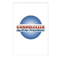 Condoleezza for President Postcards (Package of 8)