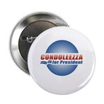 Condoleezza for President Button