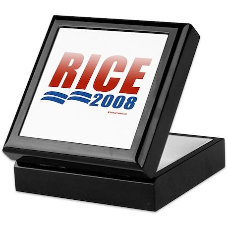 Rice 2008 Keepsake Box
