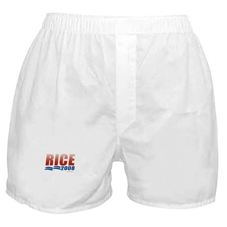 Rice 2008 Boxer Shorts