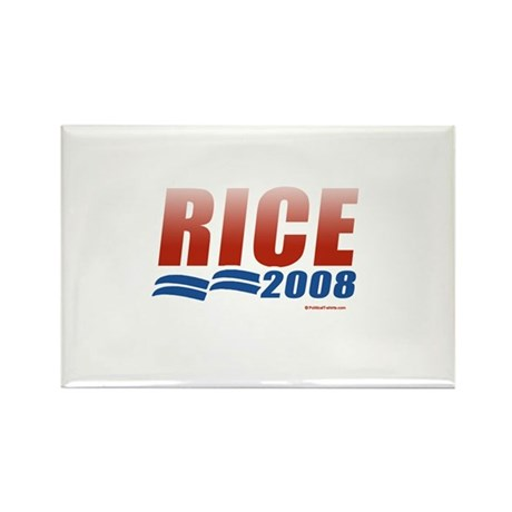 Rice 2008 Rectangle Magnet (10 pack)