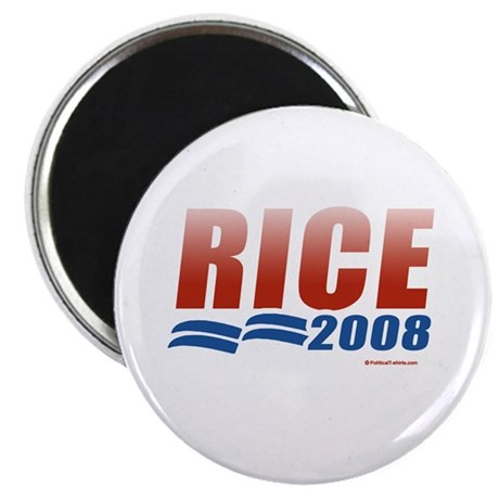 "Rice 2008 2.25"" Magnet (100 pack)"