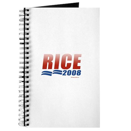 Rice 2008 Journal