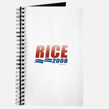 Rice 2008 Journal