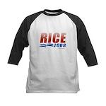 Rice 2008 Kids Baseball Jersey