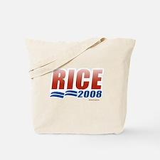 Rice 2008 Tote Bag