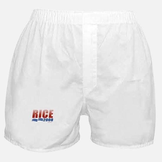 Rice 2008 Boxer Shorts